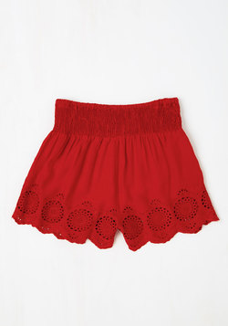 Give It a Triumph Shorts in Ruby