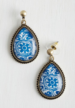 Delft of Possibilities Earrings