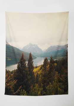 Peaks Your Interest Tapestry
