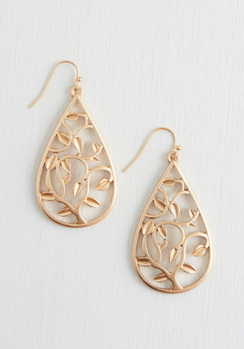 Vines on the Veranda Earrings