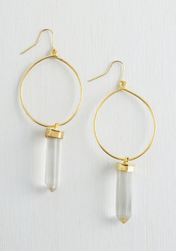 Wowed and Clear Earrings