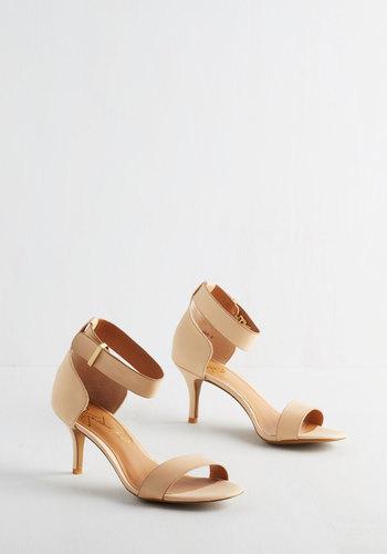 Modern Minimalist Heel