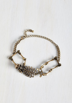 Carpal Diem Bracelet in Gold