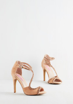 Dance and Dazzle Heel