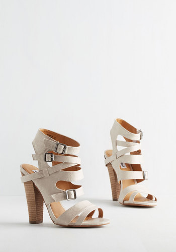 More Empower to Ya Heel in Ivory