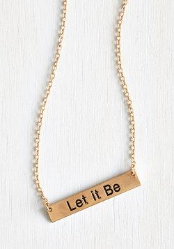 Spread your Wisdom Necklace
