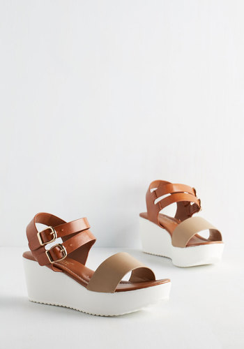 Aperitifs, Ands, or Struts Wedge