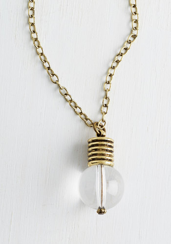 Get Your Filament Necklace - White, Gold, Solid, Good, Gold, Top Rated