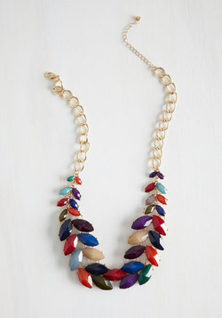 Berry Good Harvest Necklace in Bright