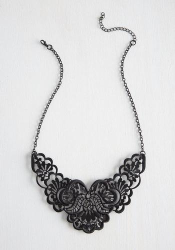 Photogenic Fretwork Necklace $19.99 AT vintagedancer.com