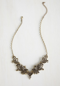 Friend of a Frond Necklace