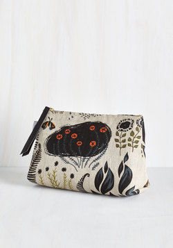 Flutter Beauty Makeup Bag