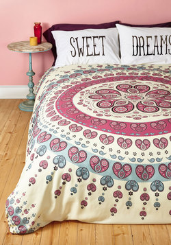 Fit for a Dream Duvet Cover in Full/Queen