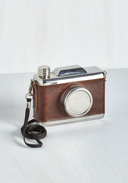 Delight, Camera, Action! Flask