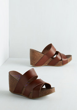 From Place to Face Time Sandal