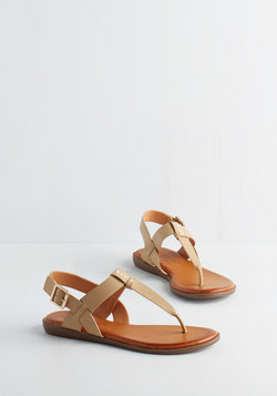 We've Yacht a Situation Sandal in Sand