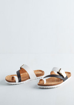 By Creeks and Bounds Sandal