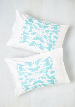 Snuggle as a Bug Pillowcase Set