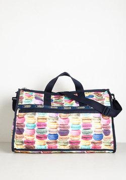 Holy Macaron! Weekend Bag