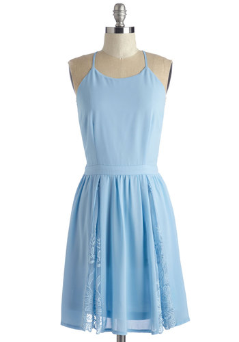 Between You and Glee Dress