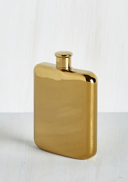 Taste of Luxury Flask
