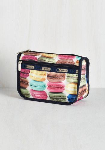 Holy Macaron! Makeup Bag