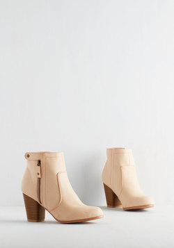 Manhattan Stride Bootie