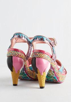 Flavor of Luxe Heel