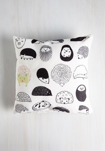 Prickly Pairing Pillow