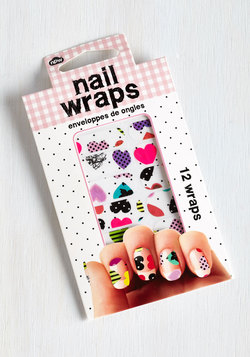 Take it to Heart Nail Stickers