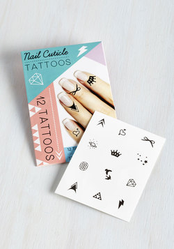 For Mani Days to Come Cuticle Art Set