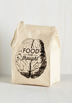 Power Hour Lunch Bag