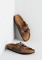 Smile a Minute Sandal | Mod Retro Vintage Sandalscom