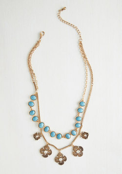 Timeless Treasure Necklace