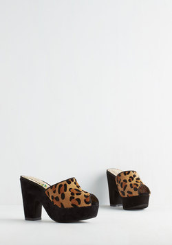 My Kind of Chic Heel