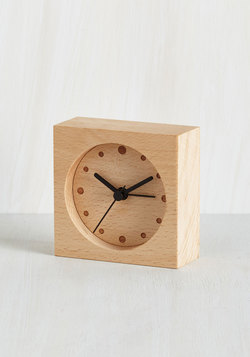 Right as Grain Clock