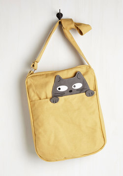 New Arrivals - Got One Friend in My Pocket Bag in Cat