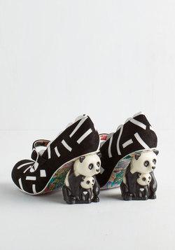 Forever Panda Day Heel