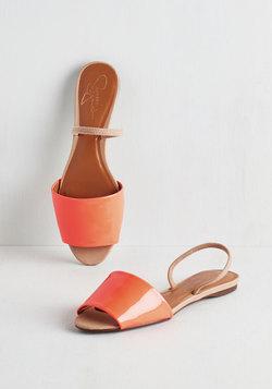 Profess My Zest Sandal