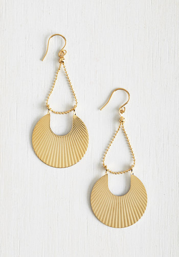 Live to Shell the Tale Earrings