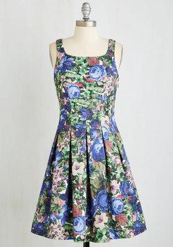 Tick, Tick, Bloom Dress