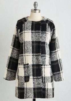 Plaid Me at Hello Coat