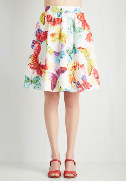 Completely and Flutter-ly Skirt