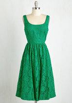 Vivaciously Verdant Dress | Mod Retro Vintage Dressescom