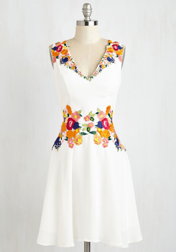 Queen of the Conservatory Dress $99.99 AT vintagedancer.com