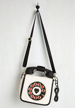 That's What I Call Style Bag in Blanc