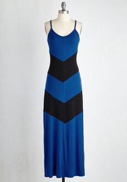 Chevron Your Game Dress