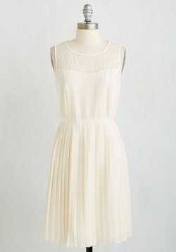 Poise a Question Dress