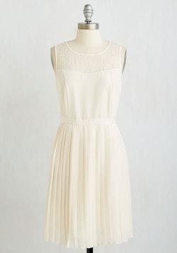 Poise a Question Dress