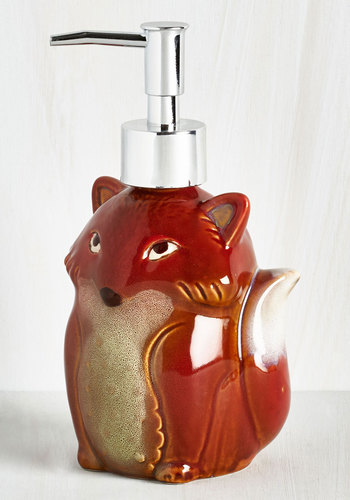 Woodland Wiles Soap Dispenser